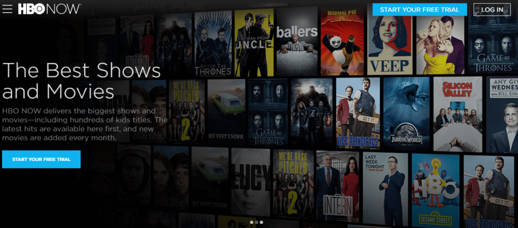 HBO NOW outside USA