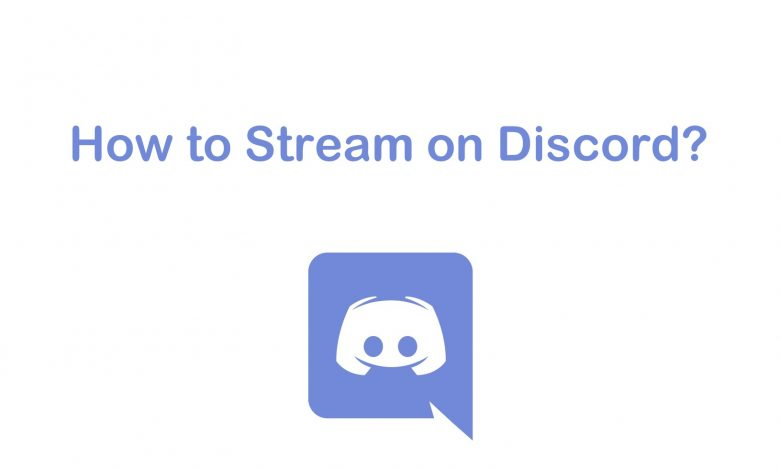 How to Stream on Discord