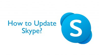 How to Update Skype