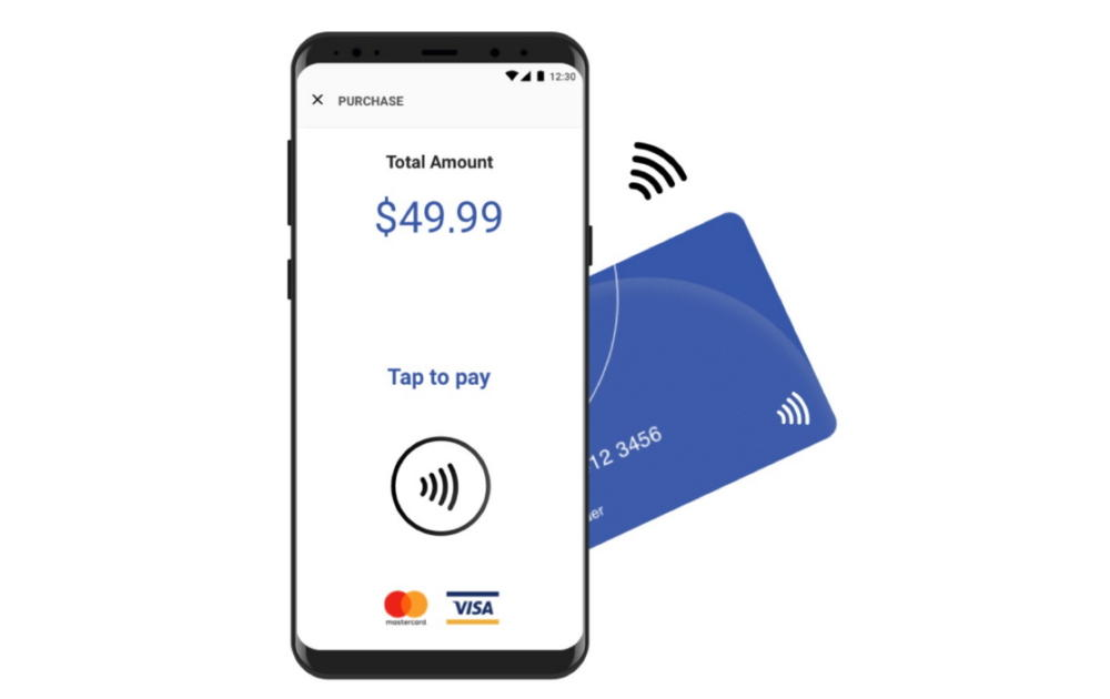 Mobile payments through NFC on My Phone