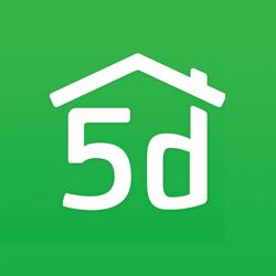 Planner 5D interior design apps for ipad