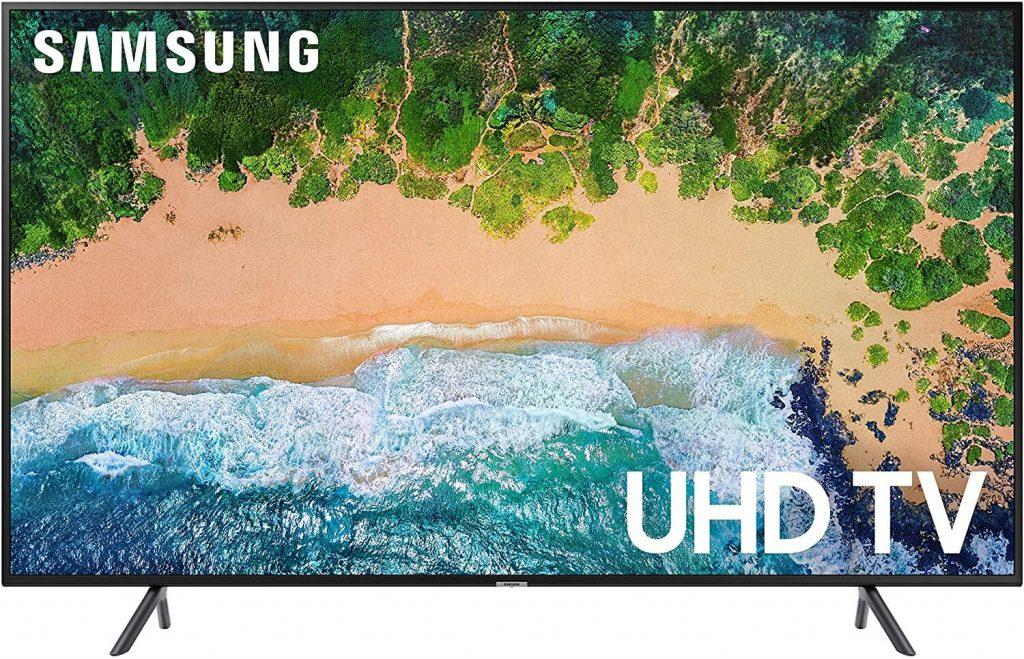 Samsung chromecast built in tv