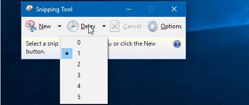 Delay screenshot