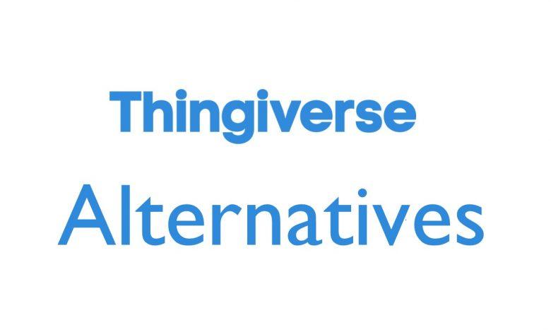 Thingiverse Alternatives