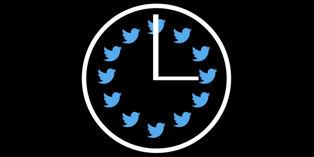 Tweet frequently to increase followers on Twitter