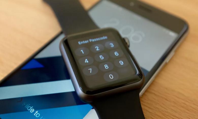 Unlock Apple Watch