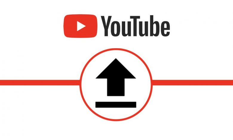 Upload a video to YouTube