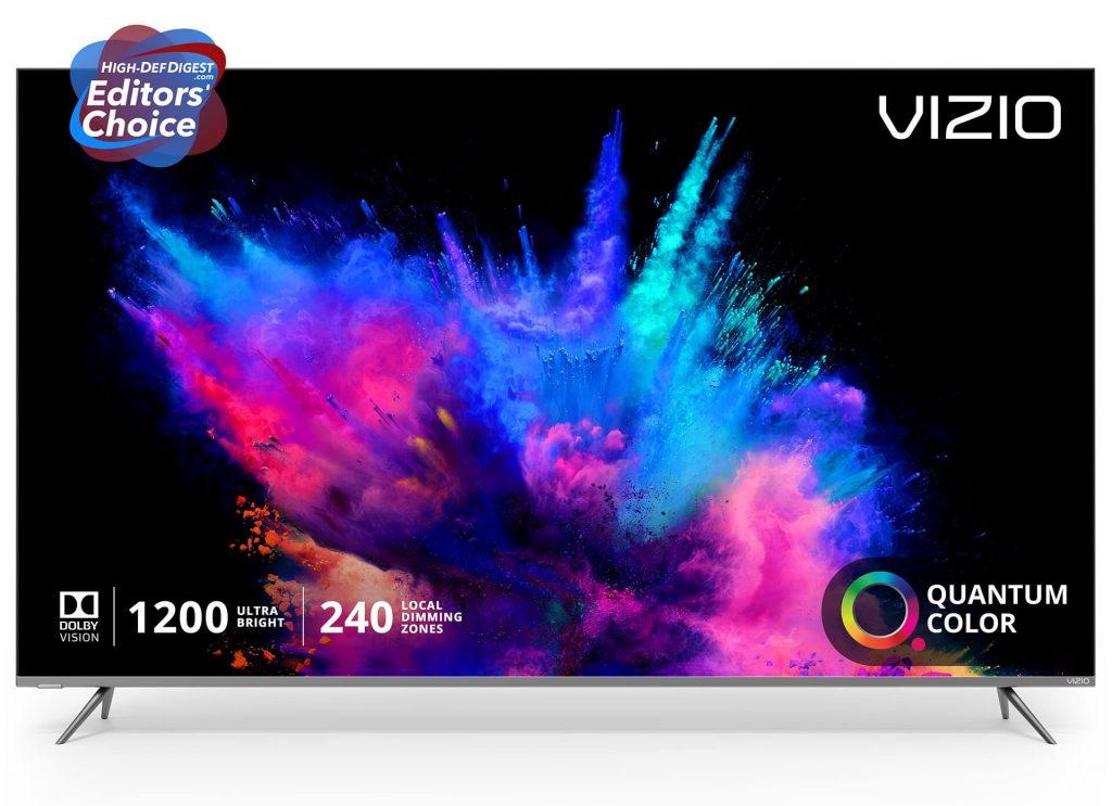 Vizio chromecast built in tv