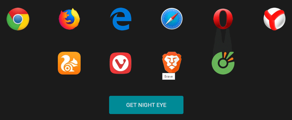 Night Eye extension