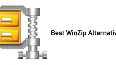 WinZip Alternative