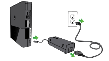 Xbox 360 - Issues with Power supply