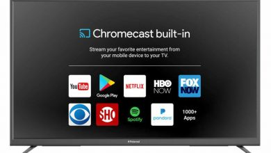 best chromecast built in tv