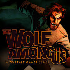 The Wolf Among Us: best games for android tv