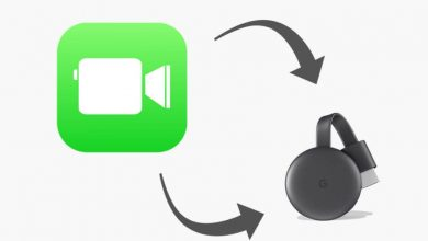 Chromecast Facetime Video Calls