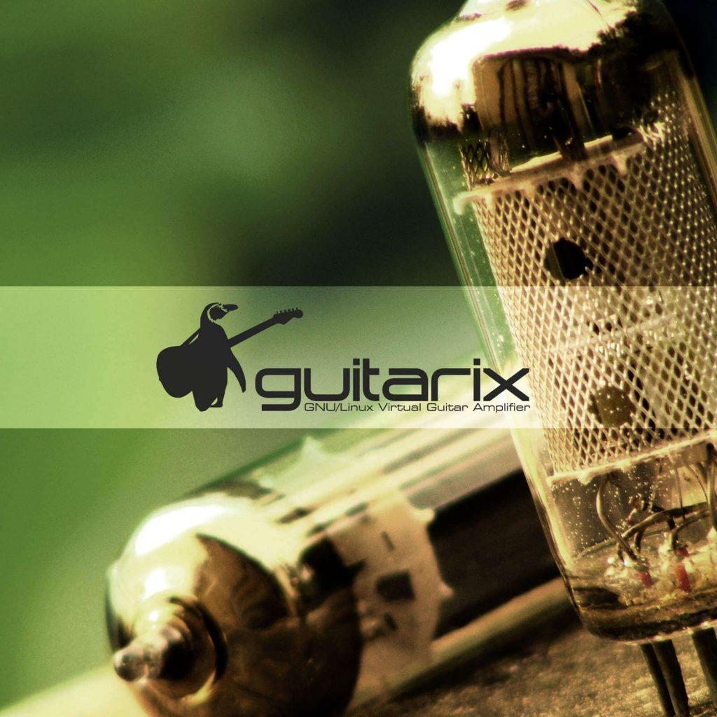 guitarix audio editors for Linux
