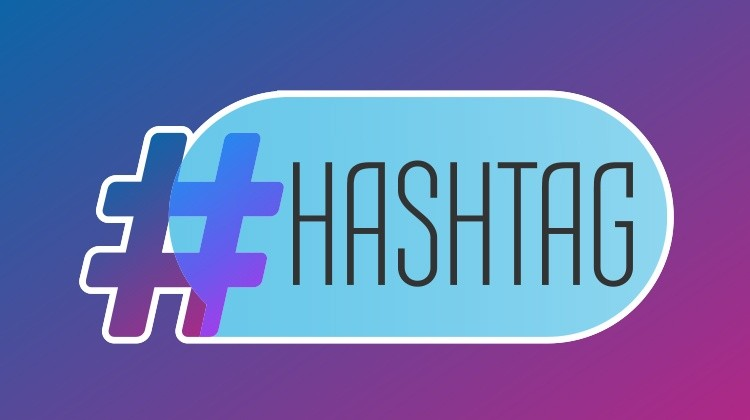 User relevant hashtags to increase followers on twitter