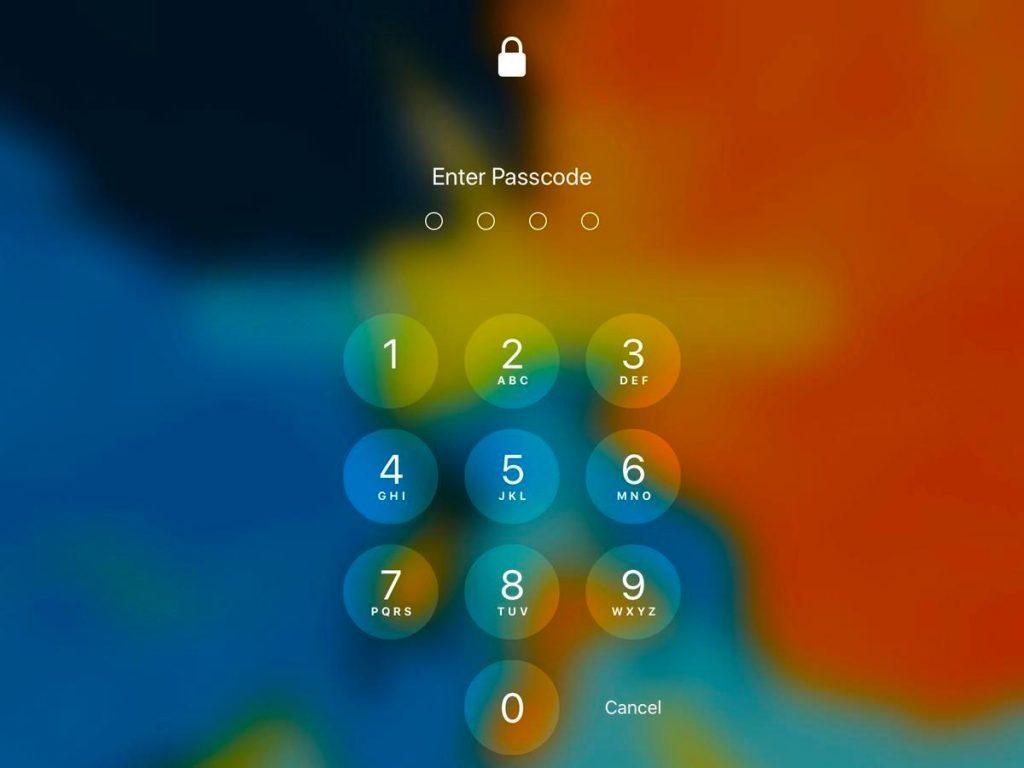 How to Unlock iPad