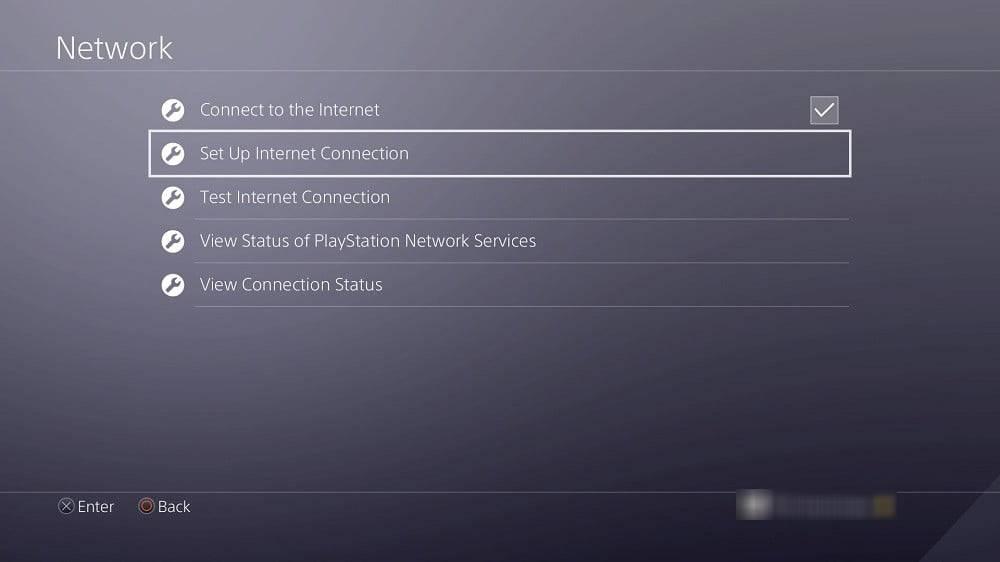 vpn on PlayStation
