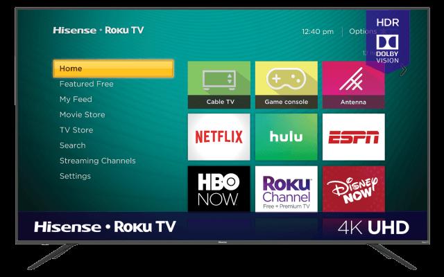 Add Apps on Hisense TV