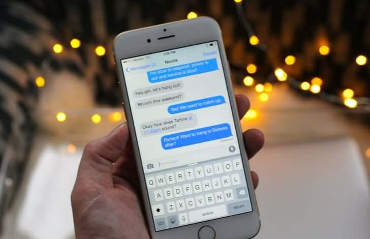 Auto Reply Texts iPhone