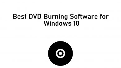 Best DVD Burning Software for Windows 10