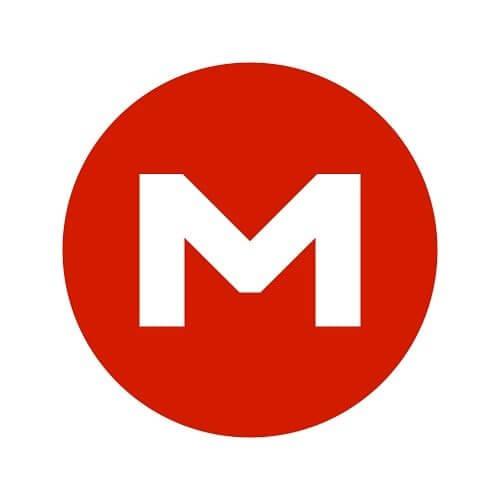 MEGA - Best Dropbox Alternatives