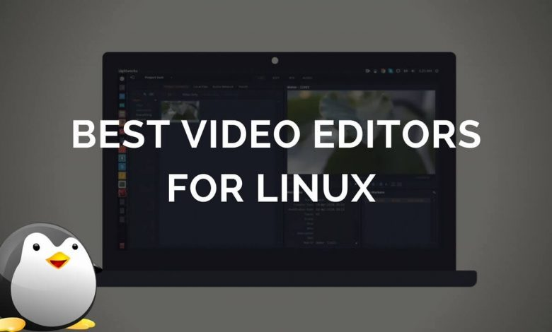 Best Video Editors for Linux