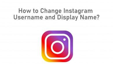 Change Instagram Name