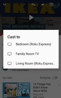 Choose Roku TV