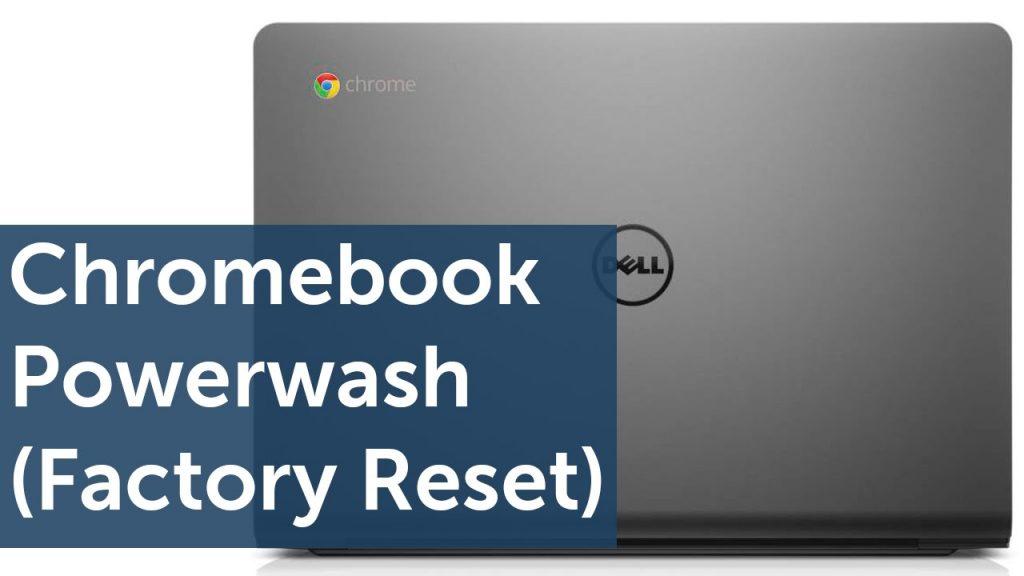 Chromebook Won't Turn On