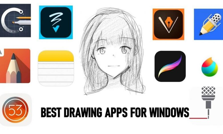 Drawing Apps for Windows