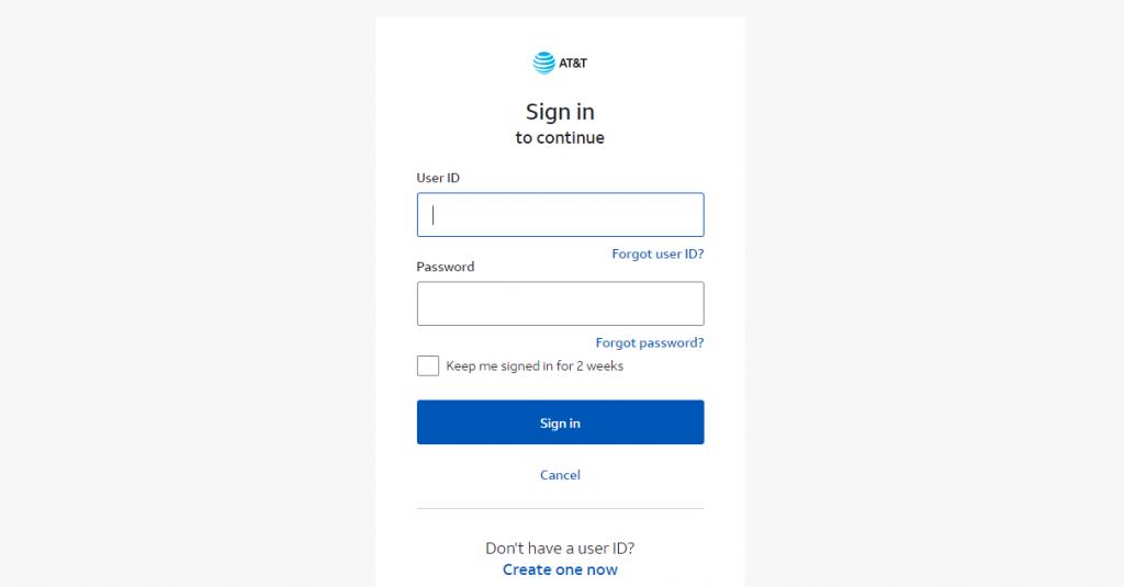 Enter User ID and Password-SBCGlobal.net