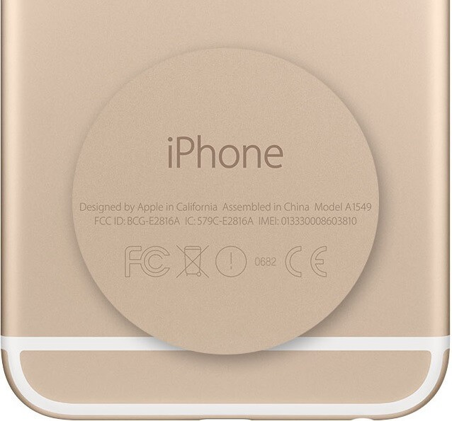 Find IMEI number on iPhone