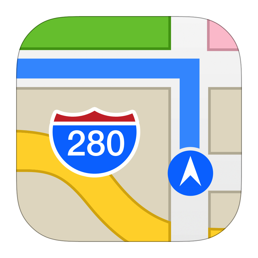 Apple Maps - Best GPS Apps for iPhone