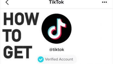 Get Verified Badge on TikTok