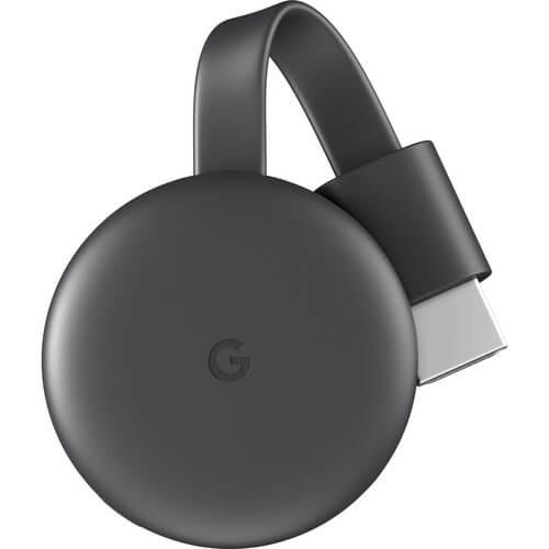 Google Chromecast 3rd Generation device