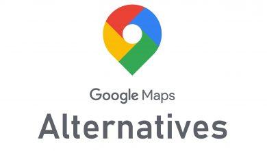 Google Maps Alternatives