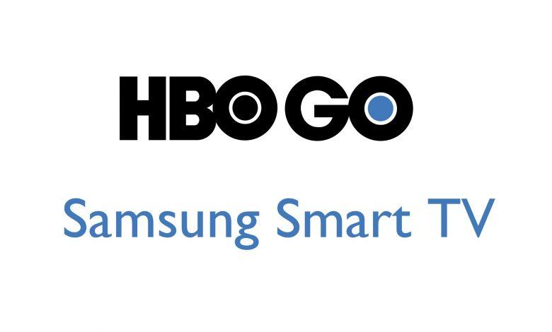 HBO Go on Samsung TV
