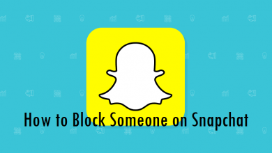 How to Block Someone on Snapchat
