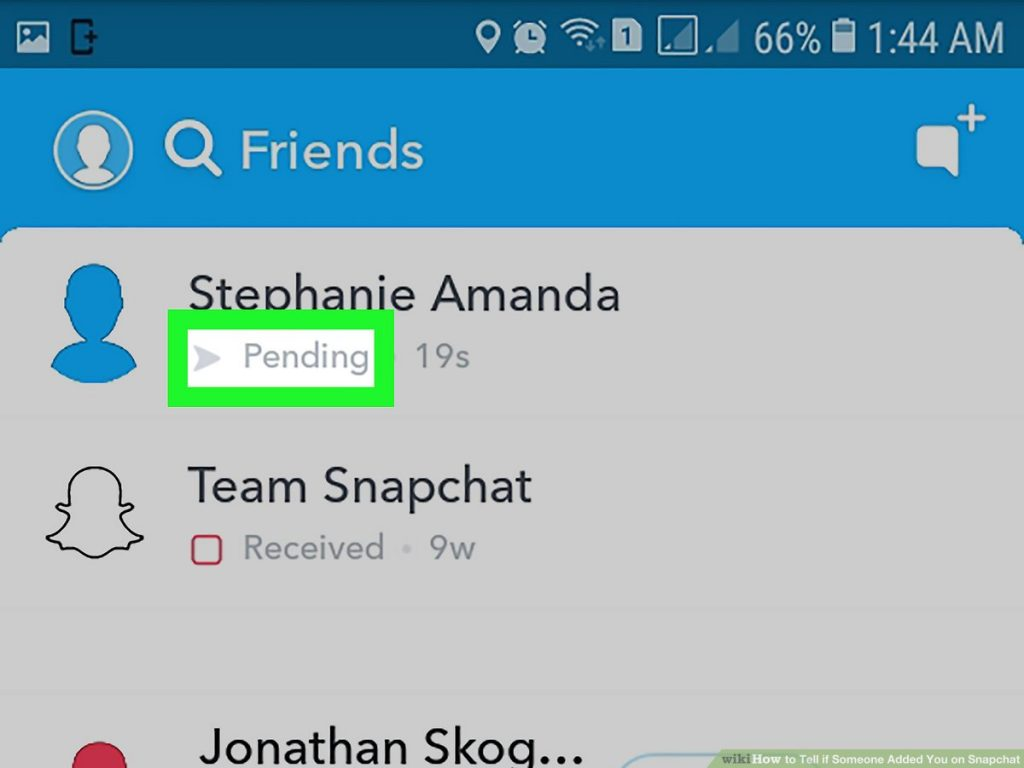 How to tell if someone deleted you on Snapchat