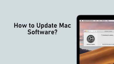 How to update Mac