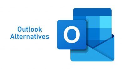 Outlook Alternatives