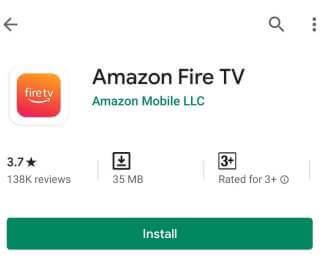 Install Amazon Fire TV Remote