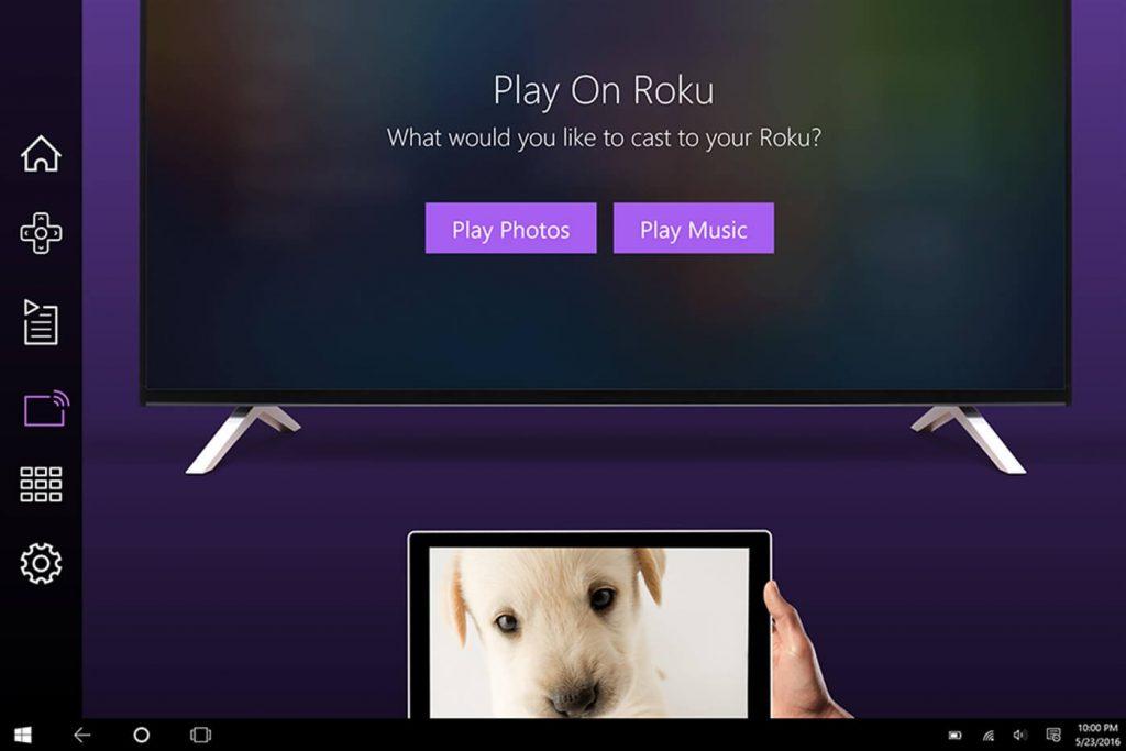 Features of Roku App
