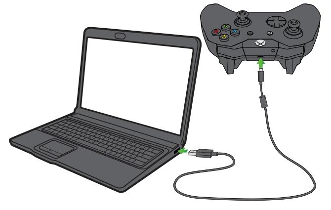 Xbox Controller to PC