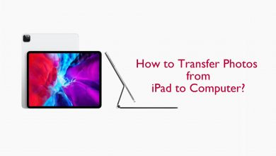How to Transfer Photos from iPad to Computer