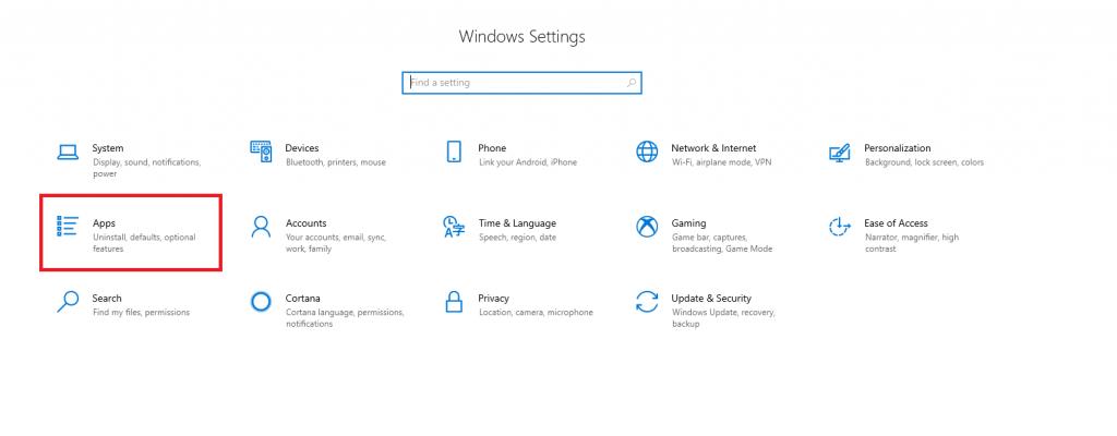 Uninstall Avast on Windows 10