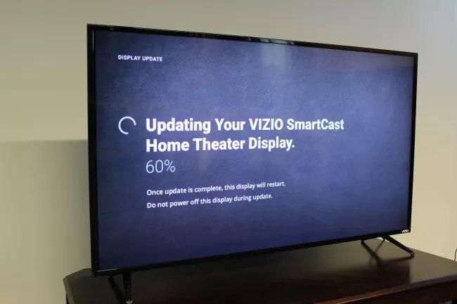 Update VIZIO TV