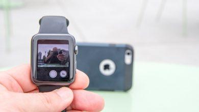 Viewfinder on Apple Watch