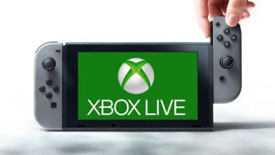 Xbox Live on Nintendo Switch